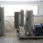 high purity nitrogen gas production equipment