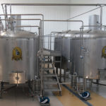 BrewHouse 1500 2 vessel for mini brewery