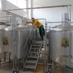 BrewHouse 1500 l 2 brew kettles