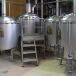 Brewhouse: Lauter tun, Brew kettle