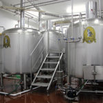 Brewhouse 1500 liters net