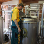 Brewhouse 480 l for microbrewery 200l