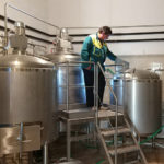 Brewhouse 600 l net brewery
