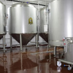 Fermentation tanks CCT 3000 liters net volume