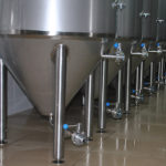 Fermentation tanks 400 l net volume