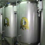 Fermentation tanks 400 l net