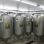 cylindrically-conical fermenters unitanks 600 l net