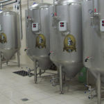 Fermentation unit for 300l microbrewery systems