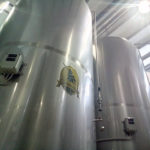 Fermentation tanks 6000 l net volume