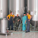 Fermentation tanks CCT 6,000 liters net