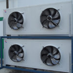 Condenser of cooling-system Optima1