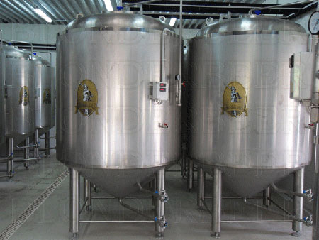 Industrial brewery