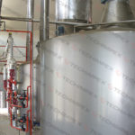 BREWHOUSE Steam generator for breweries