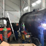 beer tank production