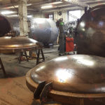 tank vessels manufacturing